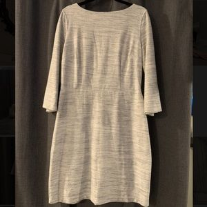 NWT Old Navy Grey Marled Dress